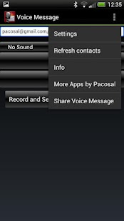 Voice Message - screenshot thumbnail