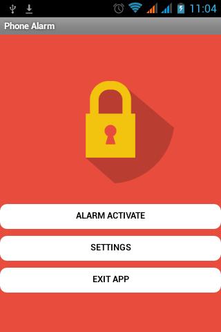 Handy Alarm Smartphone Alarm