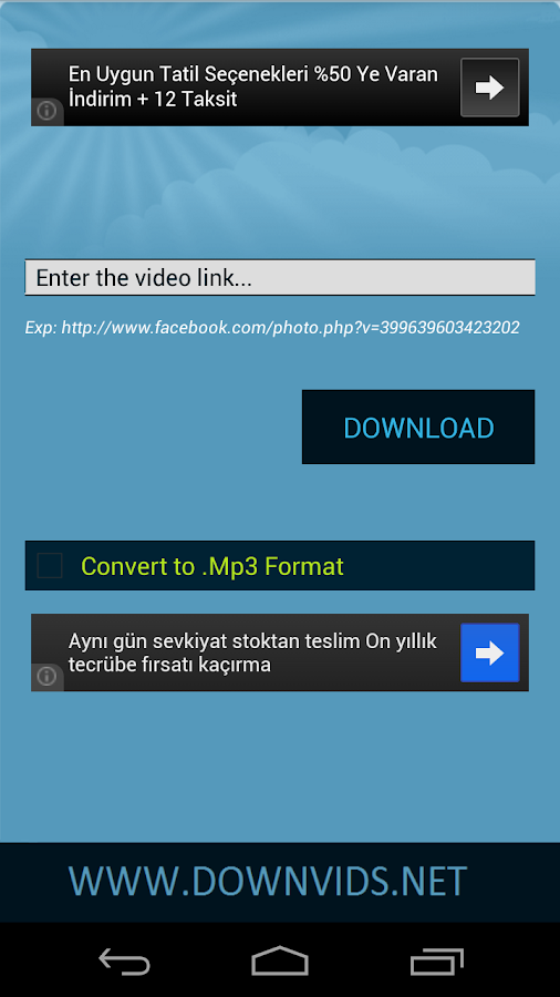 Download Videos - downvids.net - screenshot