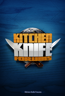 Kitchen Knife Forum- screenshot thumbnail