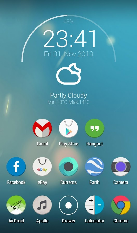 Cyrcle - Icon Pack - screenshot