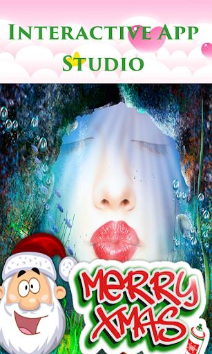 免費聖誕相框