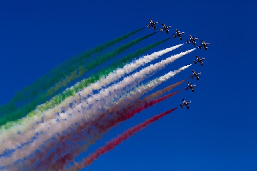 Italia3 by David Monjou - Transportation Airplanes