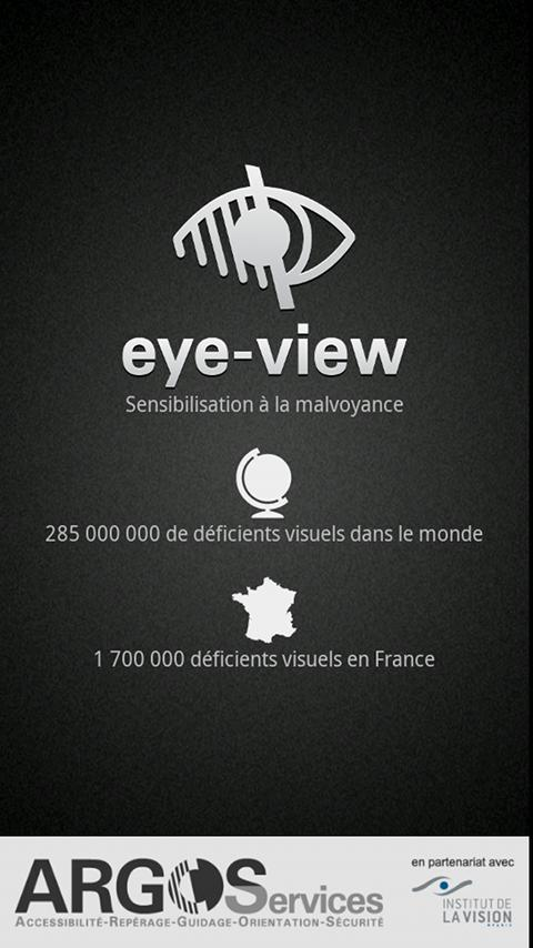 eye-view - screenshot