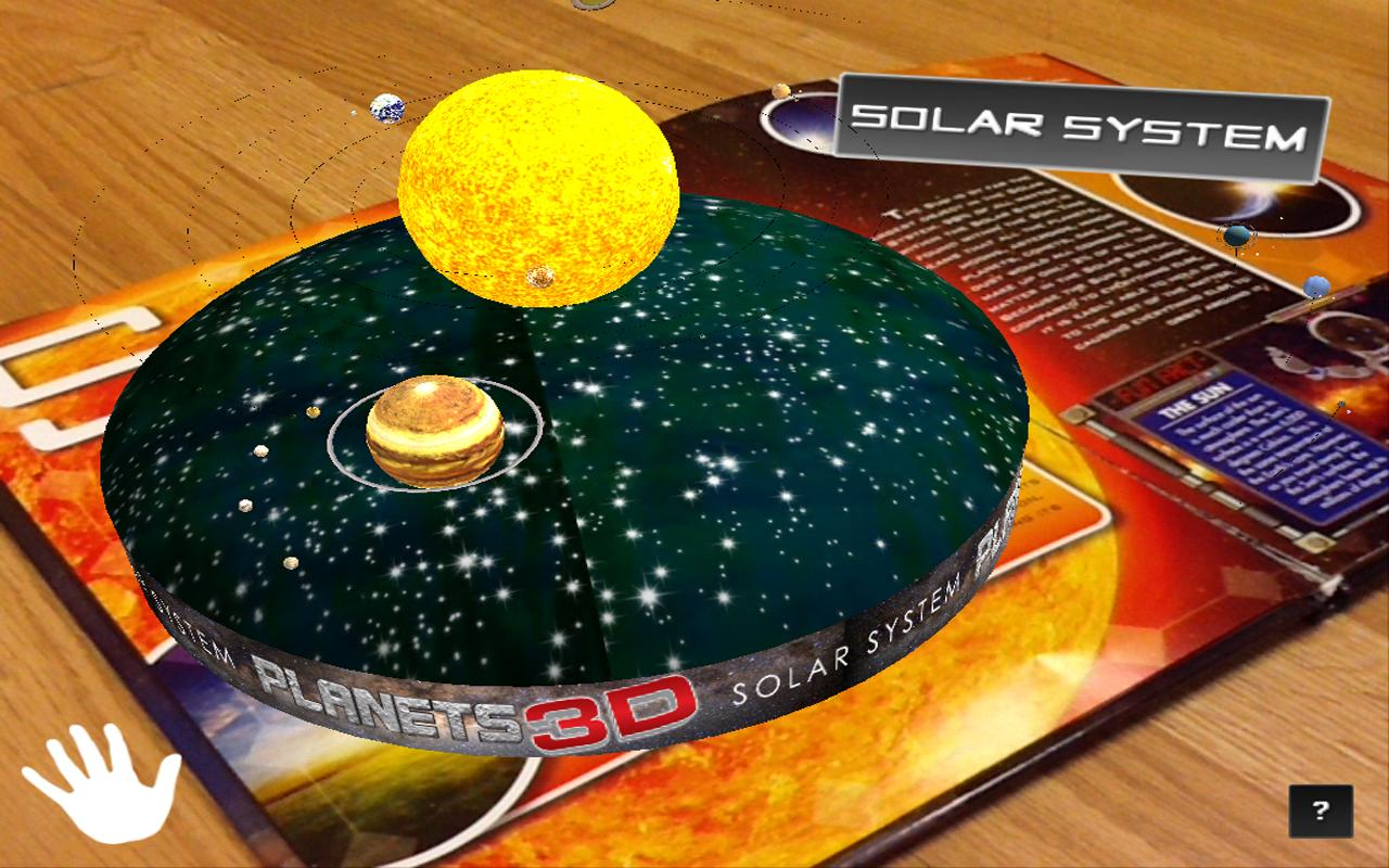 Popar Planets3D - screenshot