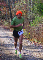 Stone Cat 50 mile course