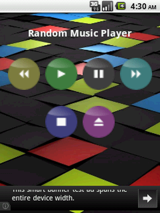 Random Muisc Player