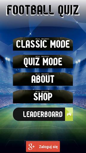 Football Quiz 2014