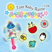 Tote Baby Rattle Lite