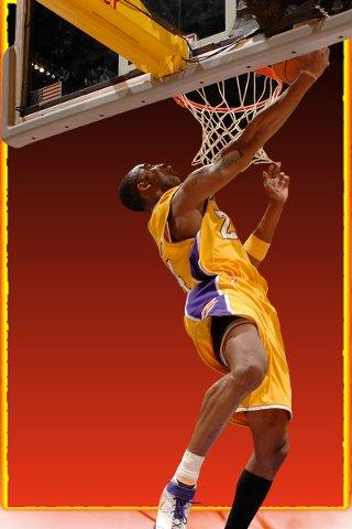 Kobe Bryant Live Wallpaper - screenshot