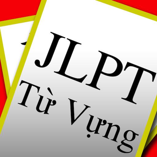 JLPT Từ Vựng T.Nhật Flash Card 教育 LOGO-玩APPs