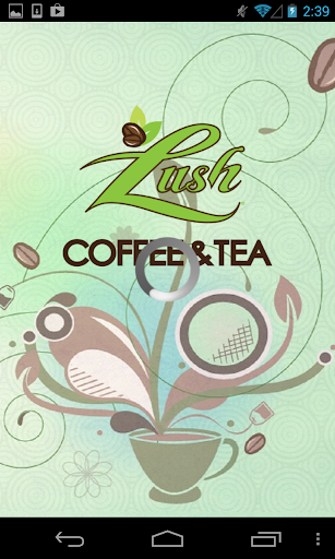 Lush Coffee Tea