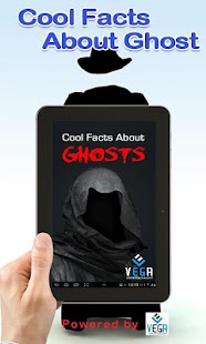 Cool Facts about Ghost- screenshot thumbnail