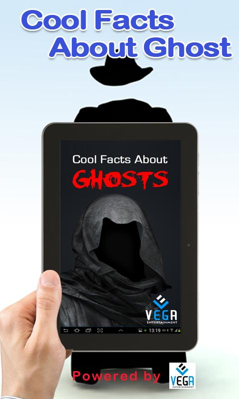 Cool Facts about Ghost- screenshot