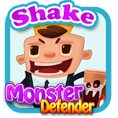Shake Monster Defender