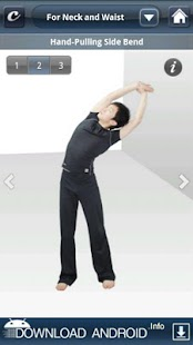Stretch Exercises- screenshot thumbnail