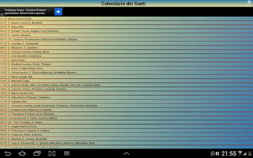 TuttiISanti- screenshot thumbnail
