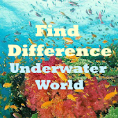 Find Diff Underwater World