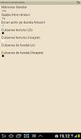 Screenshot of Carte de cantari