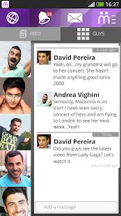 Moovz - Gay Social Network - screenshot thumbnail
