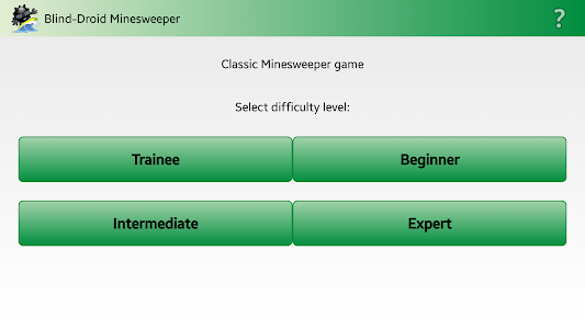 Download Blind-Droid Minesweeper APK latest version 4 02 for