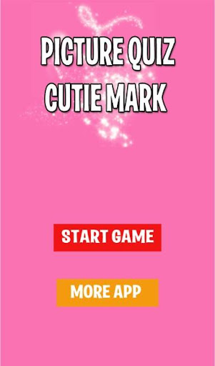 Cuties Mark Picture Quiz