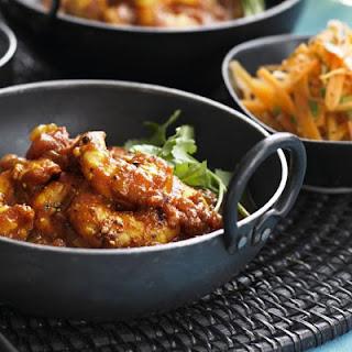 One-pan Prawn & Tomato Curry