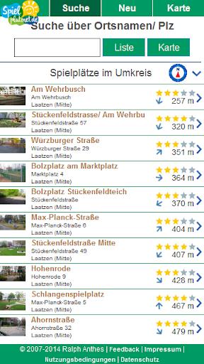 Spielplatznet.de free