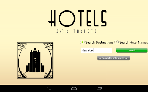 Hotels for Tablets screenshot 4