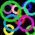 Rainbow Circles Go Launcher Ex icon