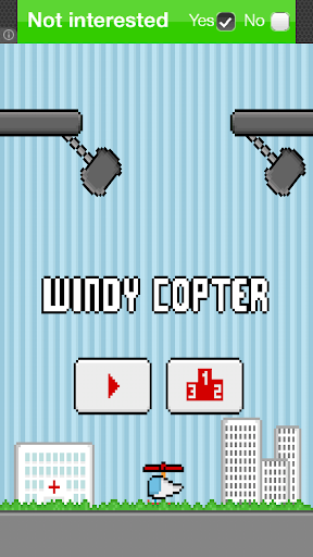 Windy Copter