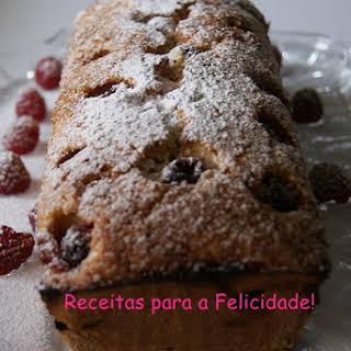 Raspberry and Coconut Cake / Bread.