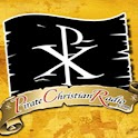Pirate Christian Radio logo