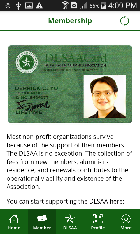 DLSAA- screenshot