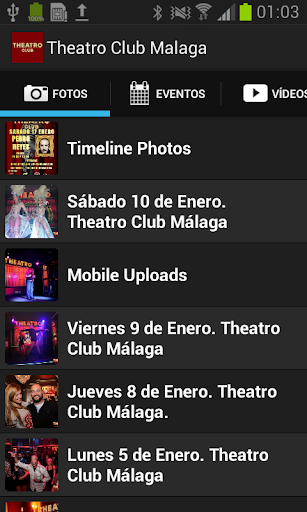 Theatro Club Málaga