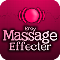 Vibrate massage effect icon