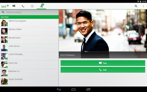 無料社交AppのtextPlus 無料メール + 通話|記事Game