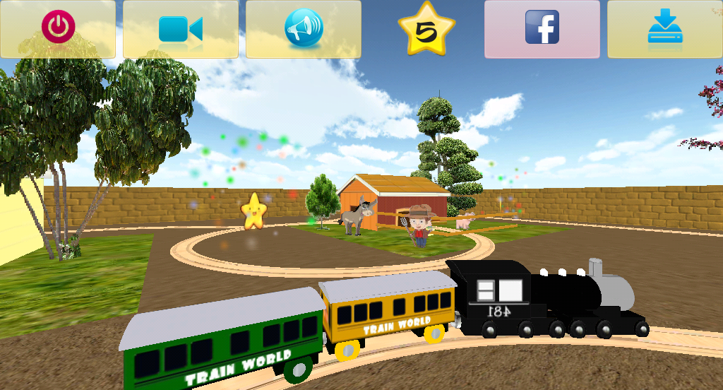 Train World Builder Full- screenshot