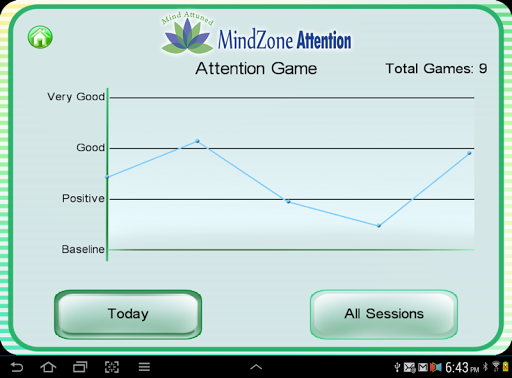 【免費解謎App】MindZone Attention-APP點子