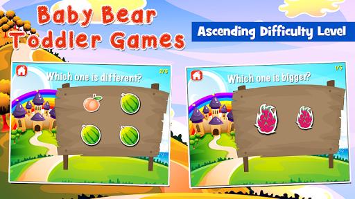 熊宝宝游戏为幼儿