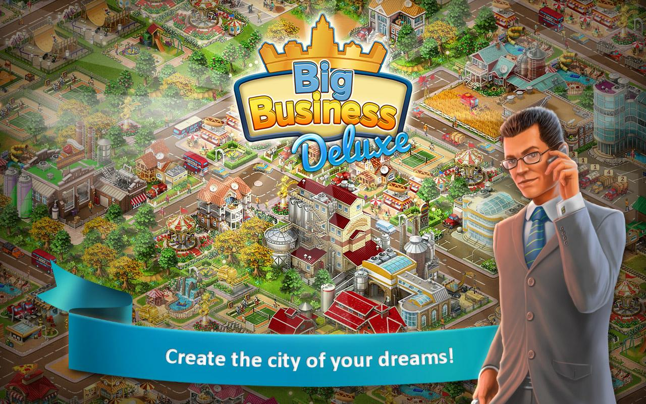 Big Business Deluxe - screenshot