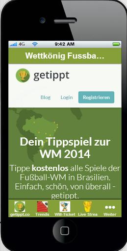Fussball Bundesliga Tippspiel