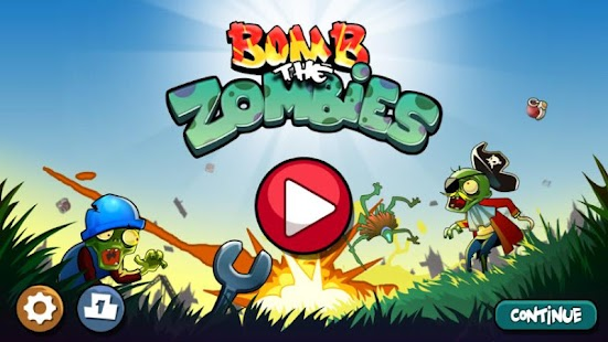 Bomb The Zombies - screenshot thumbnail