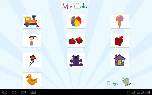 MixColor paint HD FREE