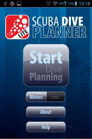 Dive Plan Lite