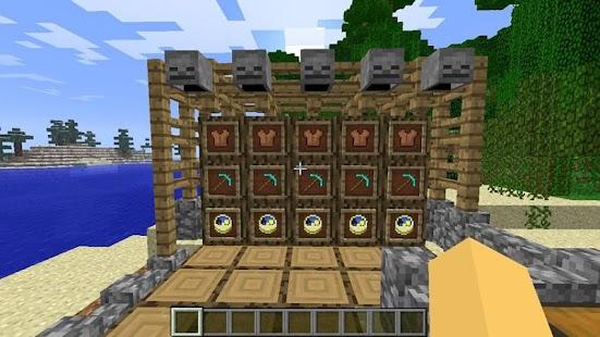 Mine Survival Craft