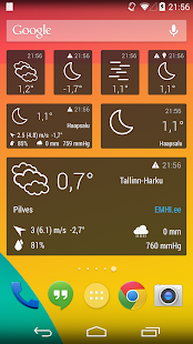EMHI Weather - screenshot thumbnail