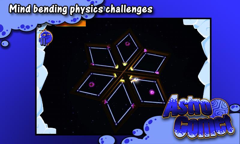 AstroComet- screenshot