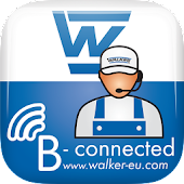Walker B-connected
