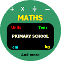 Maths exercises logo
